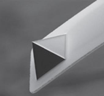 Punte in diamante serie AD-CTC: Sharp conduttive modalità a contatto