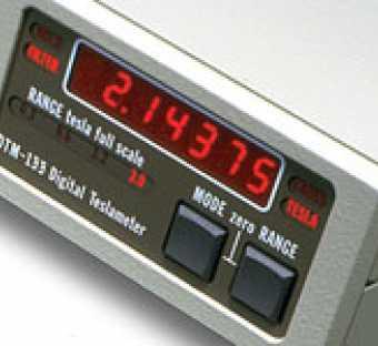 Digital Teslameter 151 (DTM-151)
