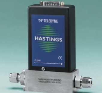 HFM 200 Misuratore di Flusso Massico / HFC 202 Controllore di Flusso con LFE