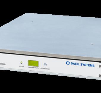 Serie DVIA-UB -  Piattaforma antivibrazioni per SEM a basso profilo