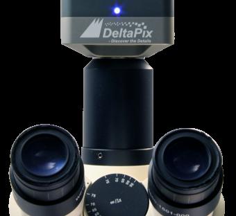 Invenio 4KHDMI -  Fotocamera 4K per microscopio digitale per misure e analisi