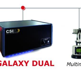 AFM Galaxy Dual Controller per il tuo Agilent 5100/ 5500/ Multimode e altri sistemi AFM/STM base