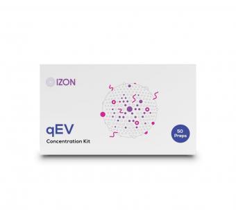 qEV Concentration Kit - Un sistema semplice e standardizzabile per concentrare il campione post utilizzo delle qEV.