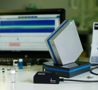 Vasco Kin - Analizzatore di nanoparticelle con correlazione in tempo reale per analisi di nanoparticelle distribuita nel tempo