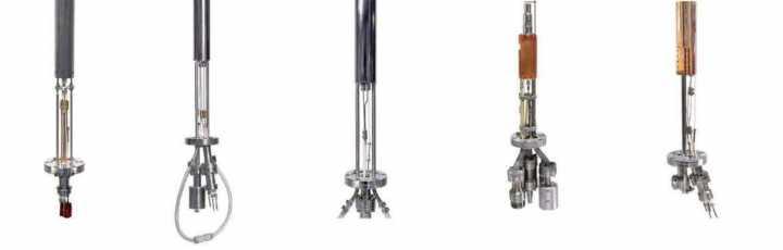 Evaporatori per Ultra Alto Vuoto (UHV)