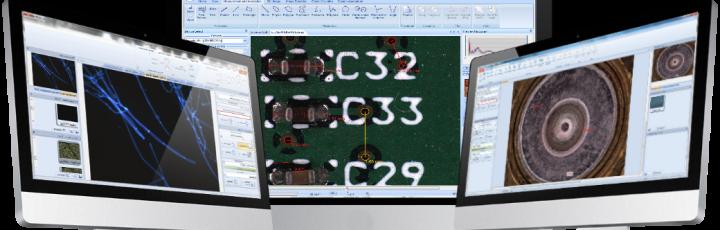 Deltapix Insight software di microscopia digitale