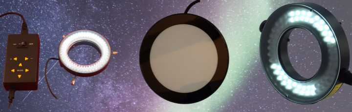 Sorgenti Luminose - Ring Lights