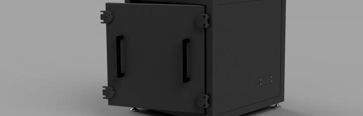Cabine acustiche per strumentazione scientifica
