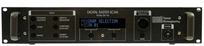 DRS-100 - Raster Scan Digitale