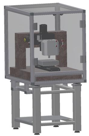 Smart-WLI Next - Enclosure and graphite stand