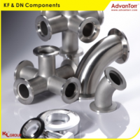 Accessories/Consumables High Vacuum and Ultra High Vacuum (UHV)