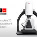 S neox Five Axis 3D optical profilometer 2019 - Product Release
